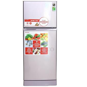 Tủ lạnh Sharp SJS210EPK - 196L màu hồng