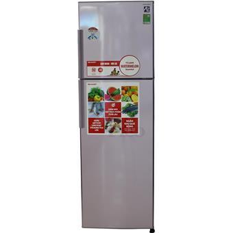 Tủ lạnh Sharp SJS270ESL - 271L màu bạc