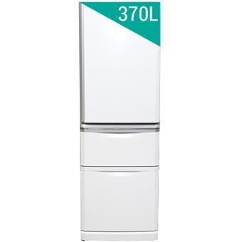 Tủ lạnh MITSUBISHI MRC46GPWHV - 370L, 3 cửa