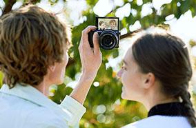 Tự chụp ảnh chân dung