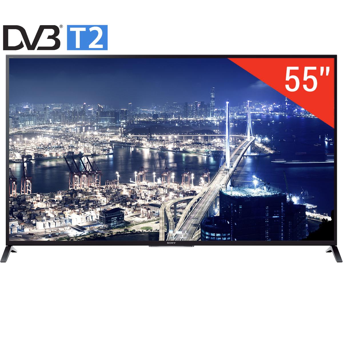 TIVI LED 3D Sony KD55X8500B 4K-Ultra HD