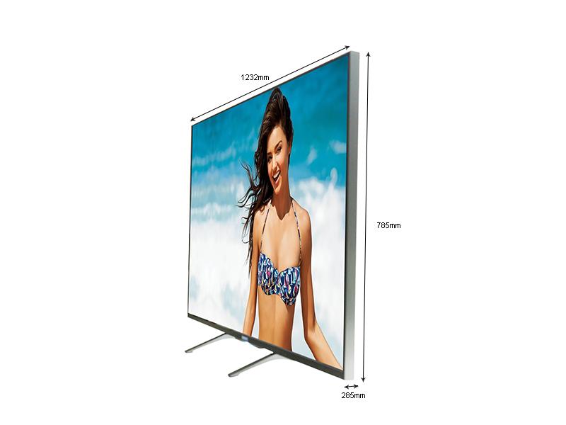 Kích thước - TIVI LED 3D Sony KD55X8500B-55,4K-Ultra HD,200Hz