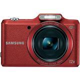 Máy ảnh samsung WB50 16MP màu đỏ