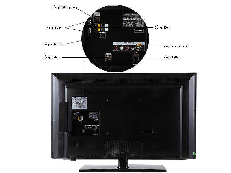 TIVI LED Samsung UA40H5303-40, Full HD 100Hz
