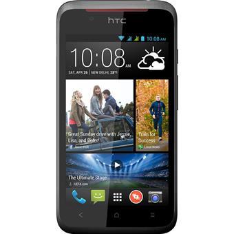 HTC Desire 210 - 2 sim màu đen