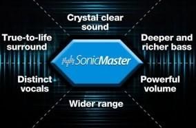 Công nghệ âm thanh Sonic Master