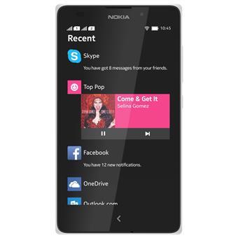 Điện thoại di động RM-1030 Nokia XL White