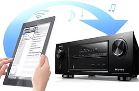 Phát nhạc từ iPad, iPhone