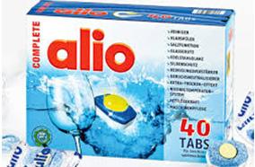 Viên rửa bát finish allin1 , bột rửa bát somat dùng cho máy - 11