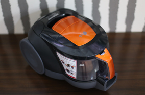 Bàn hút nhẹ nhàng giúp bảo vệ được bề mặt sàn nhà