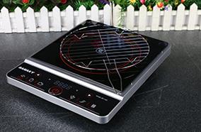 Công suất bếp 2000W làm nóng và đun nấu rất nhanh