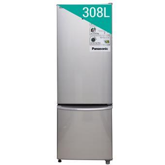 Tủ lạnh Panasonic NR-NRBR347VSVN - Bạc