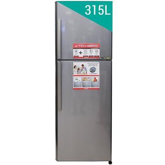 Tủ lạnh Sharp SJ-X345E-MS
