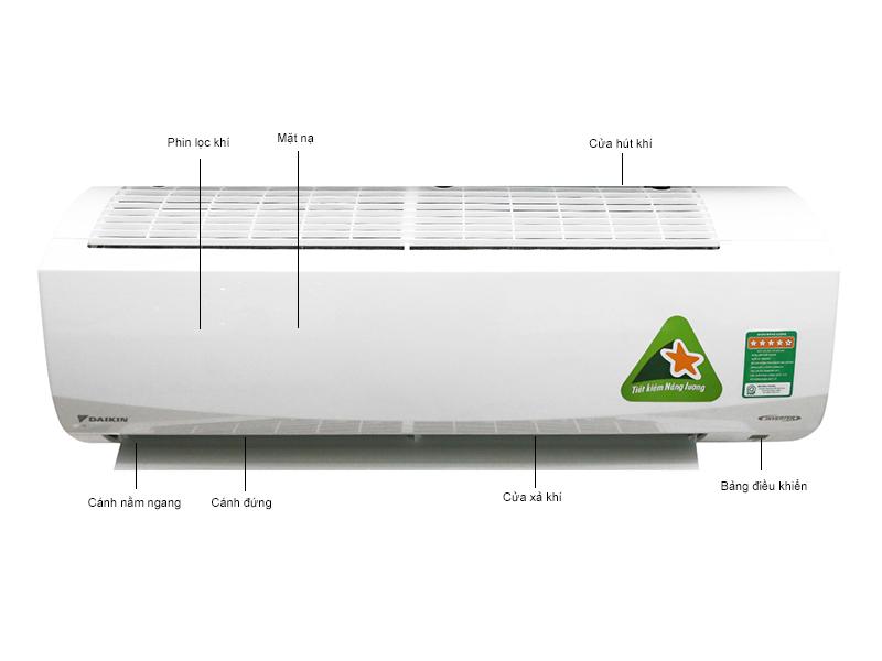 Điều hòa DAIKIN FTM25KV1V 8.500BTU 1chiều, Inverter32