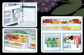 Ngăn trữ thực phẩm riêng biệt