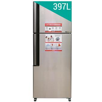 Tủ lạnh Sharp SJ-X400EM-SL - Bạc