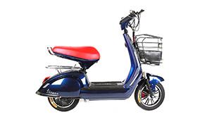 Thiết kế thời trang của Xe máy điện Mocha Aima 946