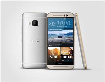 HTC One M9 - Bạc