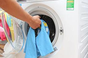 Máy giặt cửa trước sang trọng