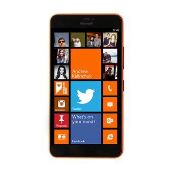 Điện thoại di động Microsoft Lumia 640  Cam - RM-1077
