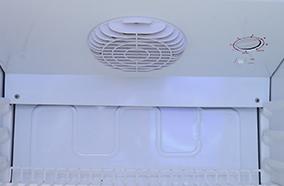 Sử dụng quạt đảo nhiệt làm lạnh