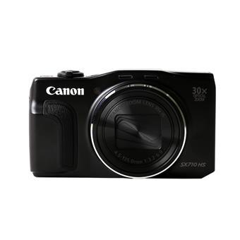 Máy ảnh Canon SX710 - Đen