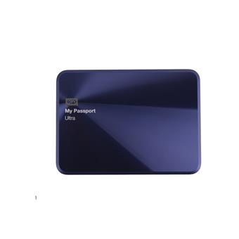 Ổ cứng di động WD My Passport Ultra Metal Edition 1TB - Xanh