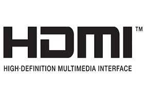 High quality HDMI connection