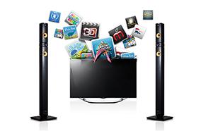 Kết nối nội dung với tivi thông minh
