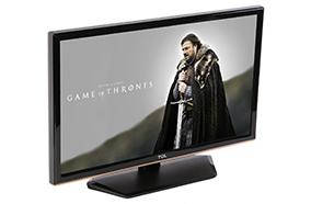 Sharp 40-inch screen