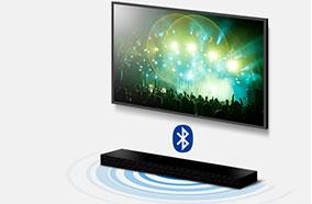 Chia sẻ và kết nối không dây với tivi