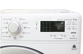 Bảng điều khiển máy giặt IQ Touch