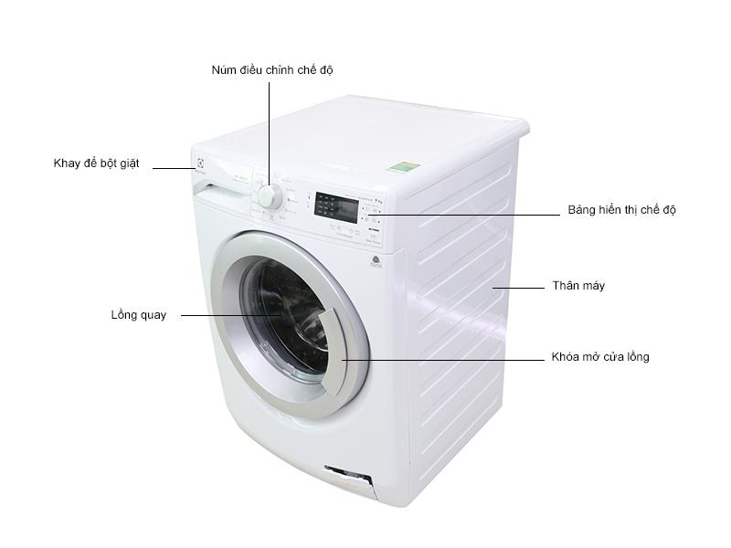 Máy giặt ELECTROLUX EWF12942  - 9.0 kg