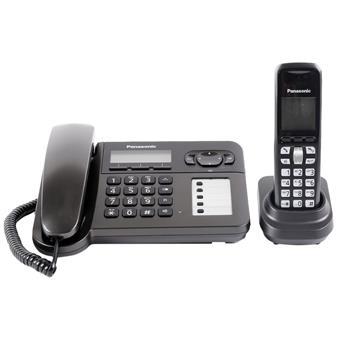 Máy điện thoại Dect để bàn kết nối tay con KX-TG645