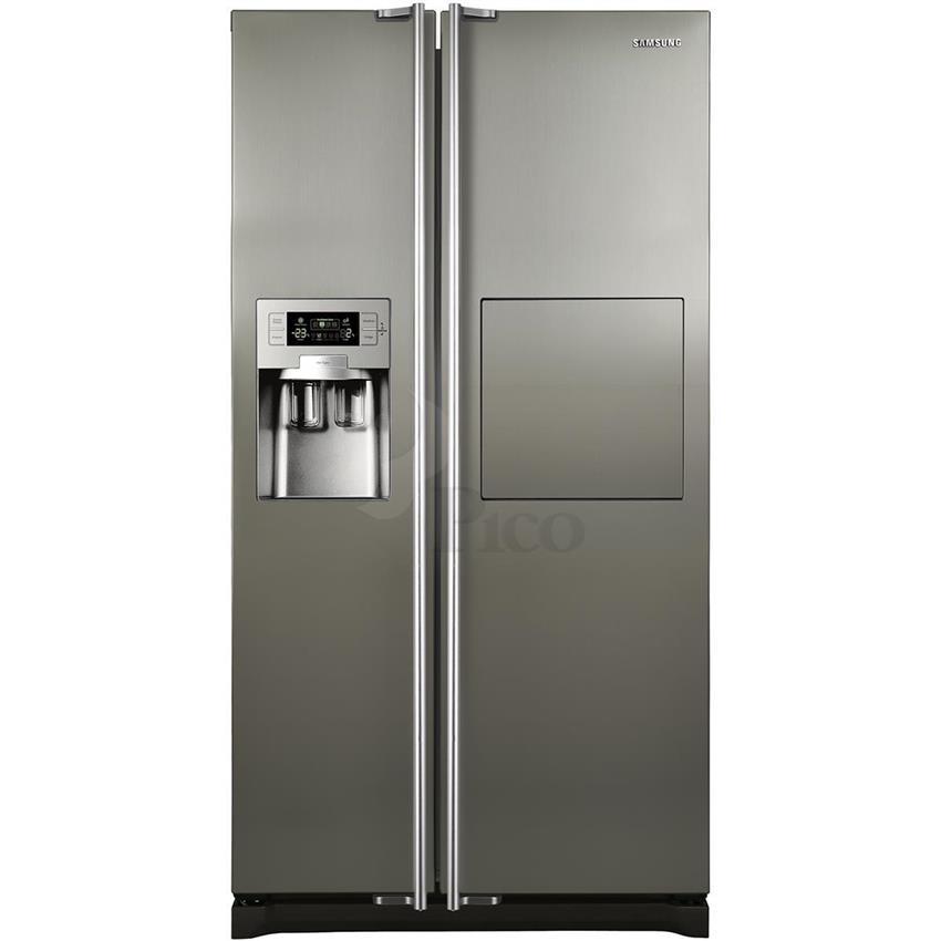 sửa tủ lạnh side by side samsung