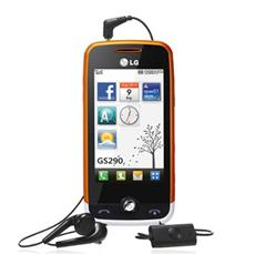 Điện thoại di động LG GS 290 Orange