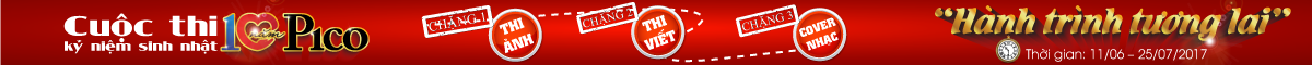 Thi nội bộ - Top banner