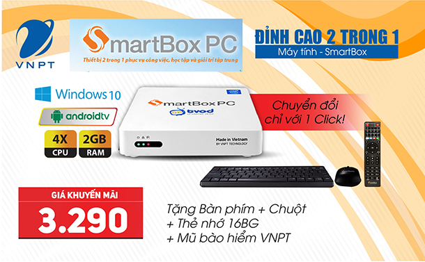 PC Box VNPT
