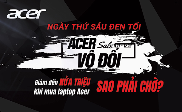 IT_ACER Black Friday