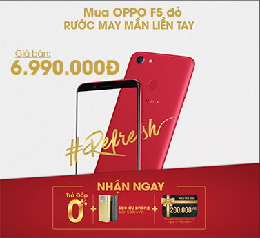 OPPO T1RED (trang chủ)