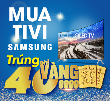 Banner Samsung trung 40 chi vang 377x345px