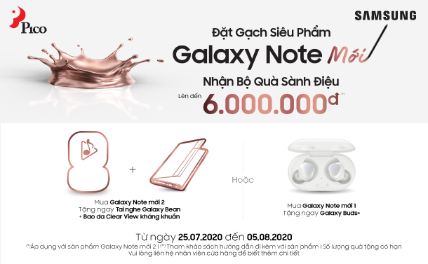 VT_Preorder Note mới