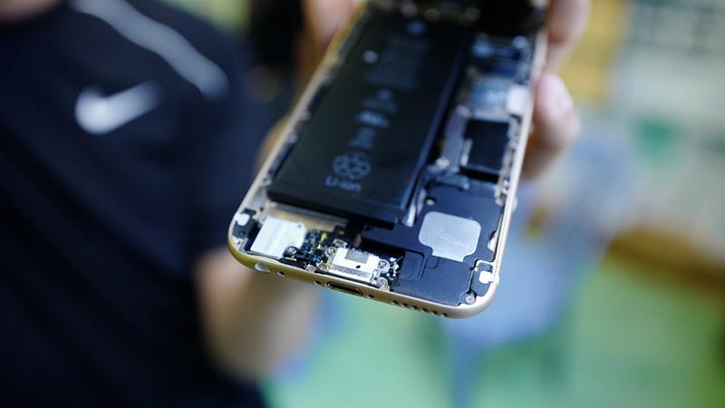 Pin điện thoại iPhone 7