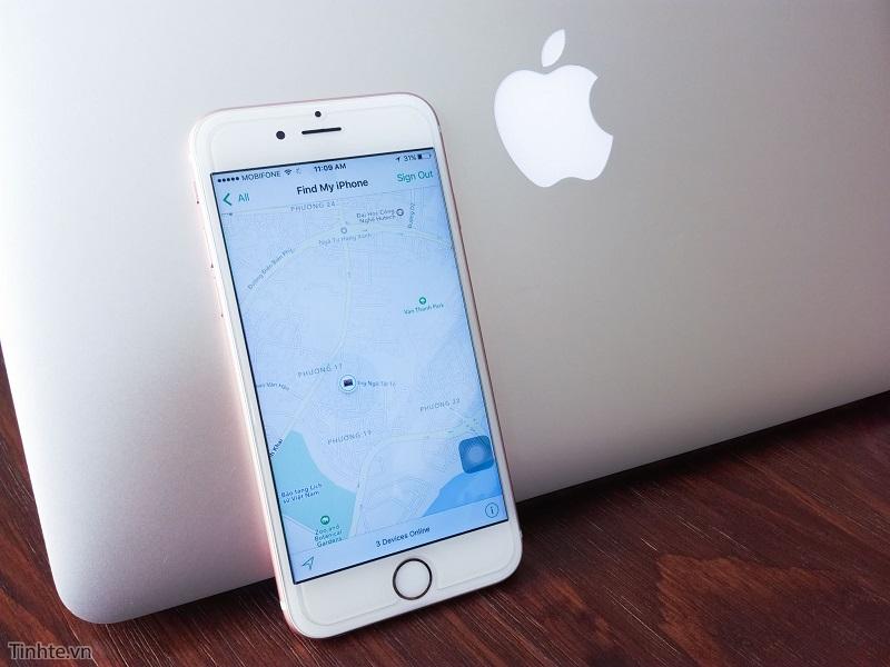 iPhone tích hợp tính năng chống trộm ngay cả khi điện thoại tắt nguồn