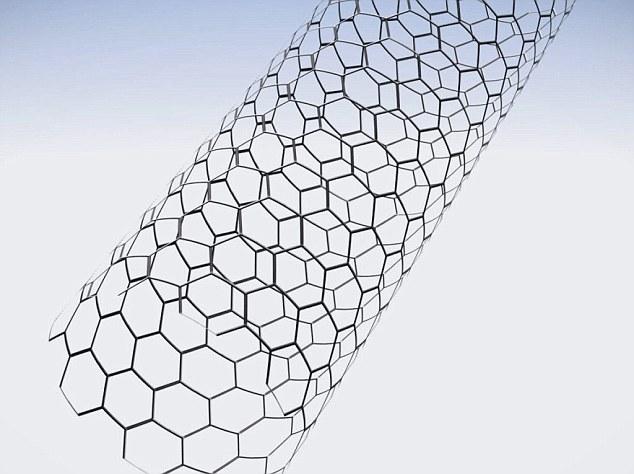 Chip Nano Carbon Siêu Nhỏ tốc độ nhanh gấp 1000 lần