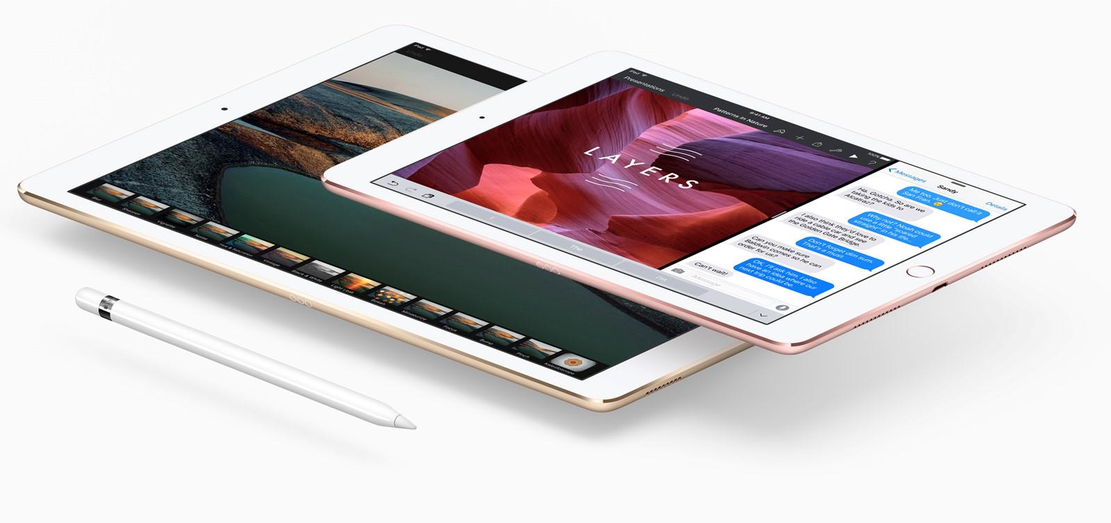 iPad thế hệ mới dự kiến trình làng tháng 3 năm 2017