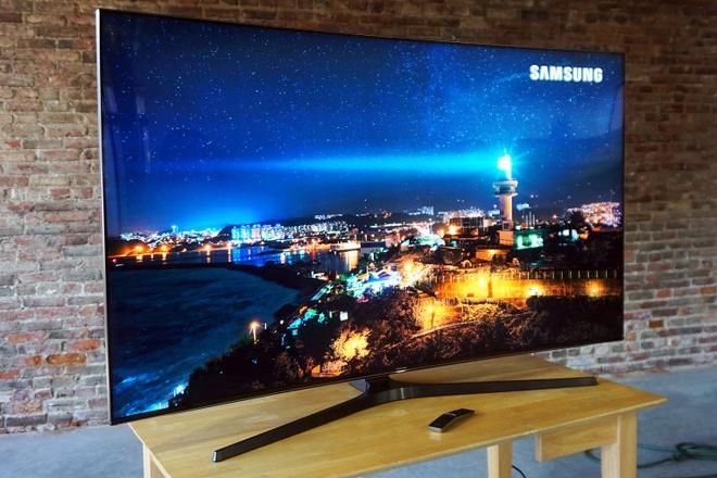 Tivi Samsung KS9800