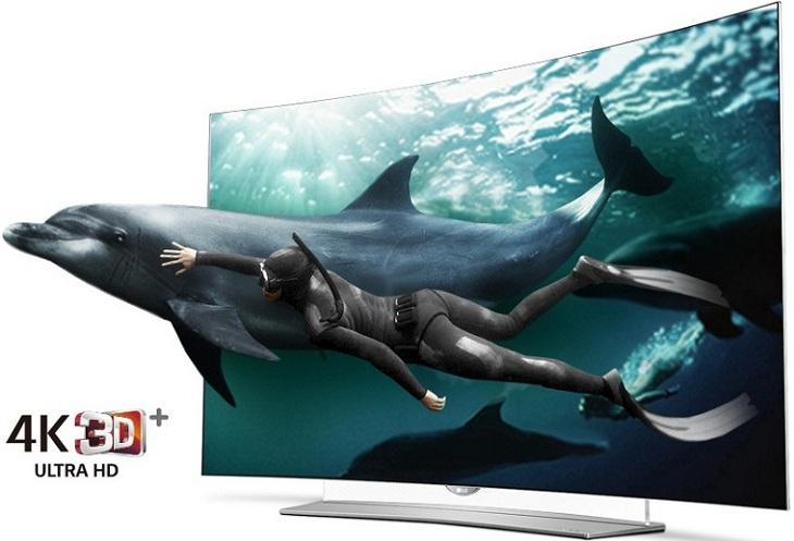 Công nghệ Ultra HD Cinema 3D