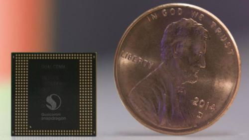 Xperia XZ Premium sở hữu chip xử lý Snapdragon 835 mới nhất.