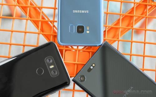 Chất lượng ảnh trên S8 và G6 có phần nhỉnh hơn Xperia XZ Premium.